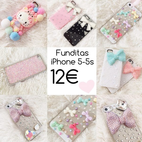 FUNDITAS iPhone 5 o 5s