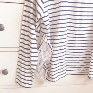 CHIC NAVY camiseta