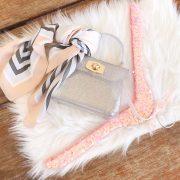 GLITTER mini.bag