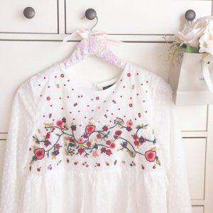 CHIC FLOWERS camisa
