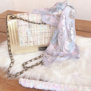 CHIC TWEED bag