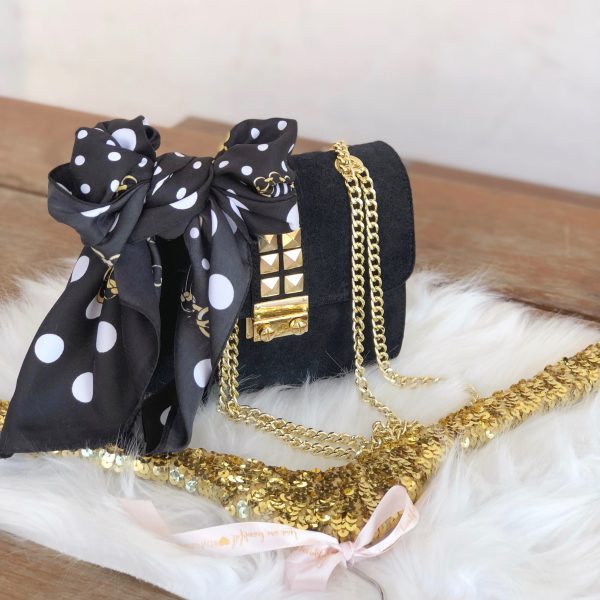 TACHAS NOIR bag