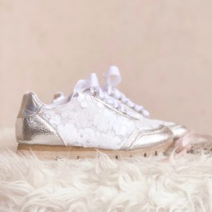 SNEAKERS paillettes
