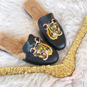 SLIPPERS TIGRE
